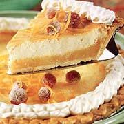 Topsy Turvy Lemon Pie