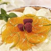 Citrus Cloud Pie