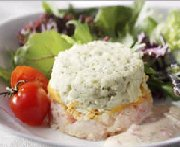 Crab and Herb Terrine