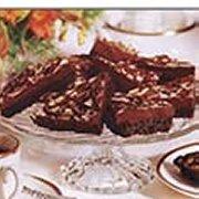 Chocolate Truffle Triangles